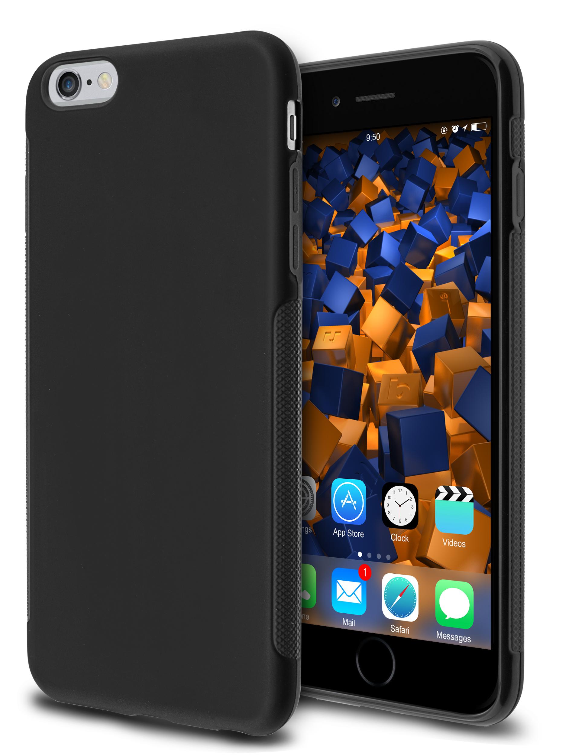 Taschen & Schutzhüllen Fast Deliver Mumbi Schutzhülle Für Apple Iphone 6 6s Plus Hülle Case Cover Grip Tasche Schutz